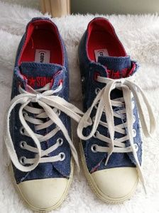 Converse Product (Red) shoes unisex